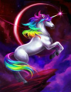 倫☜♥☞倫   Beautiful unicorn ....♡♥♡♥♡♥Love it