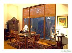 RLDA designed the 'Sood Residence' in Gurgaon, India. http://en.51arch.com/2013/04/pr004-sood-residence/