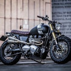 2016 Partner Appreciation Day Thanks to for hooking us up with dope fenders for our and builds - top notch work and a constant inspiration Triumph Scrambler, Triumph Motorcycles, Indian Motorcycles, Scrambler Motorcycle, Custom Motorcycles, Custom Bikes, Triumph Bonneville, Motos Retro, Motorcycle Design