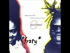Soul II Soul - Back to Life (However Do You Want Me) (7'' Version) (1989)