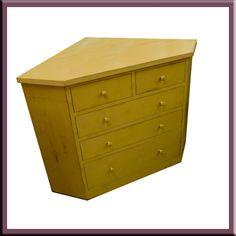 Merveilleux 419 Corner Dresser