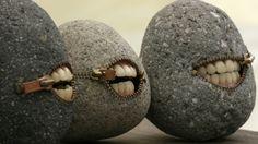 Jiyuseki Stone work by Hirotoshi Itoh