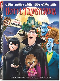 Amazon.com: Hotel Transylvania: Genndy Tartakovsky, Michelle Murdocca, Sony Pictures Animation Inc.: Movies & TV