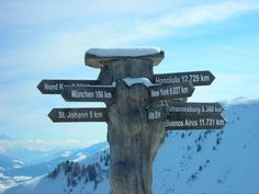 Directions from St. Austria, Places Ive Been, Skiing, Spaces, Buenos Aires, Ski