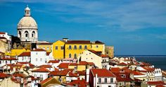 Cheap flights from Manchester Airport, historic charm, vibrant nightlife and golden beaches make Lisbon the perfect city break