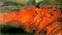 Obsession (Wojciech Weiss - 1900)