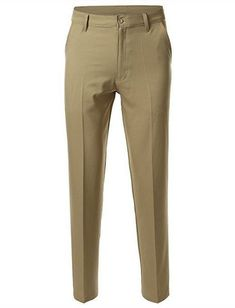 ae92ee7472a Champion Men s C9 Duo Dry Treehouse Khaki Golf Pant Size 36W x 32L NEW   Champion