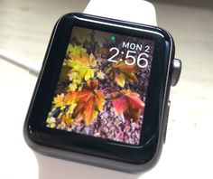 How to Reduce Transparency on Apple Watch.