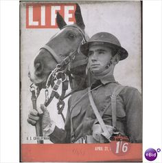 US MAGAZINE LIFE APR 21 1941 Tilleys of Sheffield