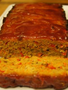 Healthy and Gourmet: Chicken Meatloaf