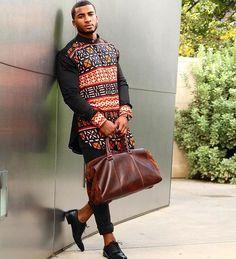 ankara mode 20 Superlative Ankara Styles For Men 20 Superlative Ankara Styles For Men African Attire For Men, African Clothing For Men, African Shirts, African Dresses For Women, African Wear, African Fashion Dresses, Ankara Fashion, African Inspired Fashion, African Print Fashion