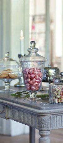 Candy Jars by Lisbeth Dahl