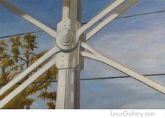 Mechanical Artist John Q. McDonald | Bridge Over Alameda Creek