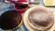 Csokis keksz torta recept - Tortareceptek.hu Pancakes, Breakfast, Food, Morning Coffee, Essen, Pancake, Meals, Yemek, Eten