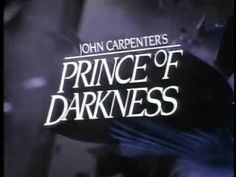 Prince Of Darkness - THEATRICAL TRAILER - YouTube