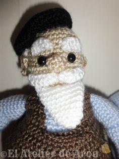 El Atelier de Aroa. Olentxero Bilbao, Slippers, Crochet Hats, Beanie, Diy, Scrappy Quilts, Small Shops, Tutorials, Creativity
