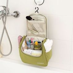 Buy Lazy Corner Travel Toiletry Bag at YesStyle.com! Quality products at remarkable prices. FREE WORLDWIDE SHIPPING on orders over US$35.