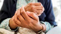 Signs Of Arthritis, Types Of Arthritis, Arthritis Symptoms, Psoriatic Arthritis, Types Of Rashes, Sore Hands, Hand Massage, Skin Rash, Massage Techniques