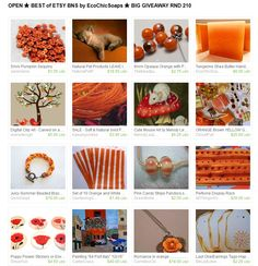 The BIG GIVEAWAY is HERE!!!!    Please join us at    http://www.etsy.com/treasury/MTI4MzMwMjh8MjcyMDE1NTYwOQ/open-best-of-etsy-bns-by-ecochicsoaps