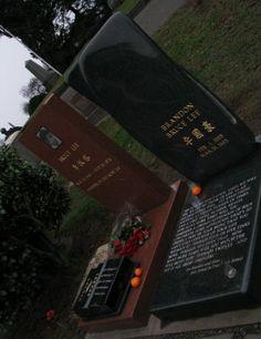 esta es la tumba de Bruce Lee (actor)
