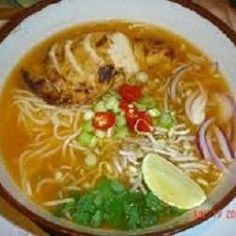 Spicy chicken ramen recipe - All recipes UK
