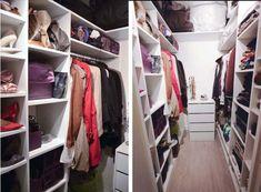 Dressing gain de place : 4 solutions d'architectes pour optimiser l'espace