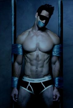 Hot Guys Tied Up