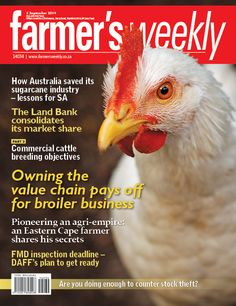 Get your digital subscription/issue of Farmer's September 2014 Magazine on Magzter and enjoy reading the magazine on iPad, iPhone, Android devices and the web. Agricultural Sector, 5th September, Digital Magazine, Windows 8, Farmers, South Africa, Southern, Mac, Android