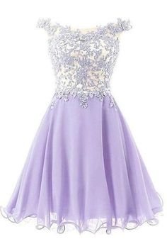 On Sale Easy Prom Dresses Lace Pink Lace Bodice Short Prom Gown Homecoming Party Dress Lace Homecoming Dresses, Pink Prom Dresses, Tulle Prom Dress, Quinceanera Dresses, Formal Dresses, Dress Lace, Chiffon Dresses, Short Purple Dresses, Lavender Homecoming Dress