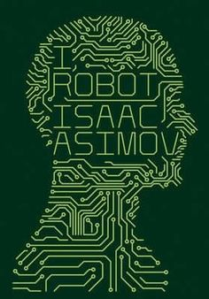 Buy I, Robot by Isaac Asimov at Mighty Ape NZ. Voyager Classics - timeless masterworks of science fiction and fantasy. A beautiful clothbound edition of I, Robot, the classic collection of robot s. Isaac Asimov, I Robot Book, Robot Story, Science Fiction, Books To Read, My Books, Book People, Book Cover Design, Fiction Books
