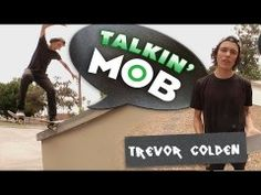 Talkin Mob With Trevor Colden - http://DAILYSKATETUBE.COM/talkin-mob-with-trevor-colden/ - http://www.youtube.com/watch?v=G8-ZtyWJ_D0&feature=youtube_gdata  In this episode of Talkin' Mob, Trevor Colden breaks down why he loves Mob Grip and pull off a hat trick. Listen to that switch tre whip at 00:47!! Mob grip:... - colden, talkin, trevor
