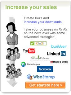 XinXii Book Marketing Tips: Practical advice for authors and publishers on how to market their books.