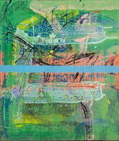 "Pablo Rey, Landscapes of New York · ""Grape colored line"" on ArtStack #pablo-rey #museumweek"