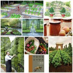 Gardens good enough to eat! #edibles #gardening