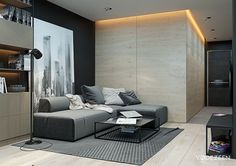 5 Small Studio Apartments With Beautiful Design