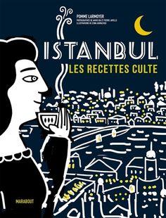 Istanbul, les recettes culte, Zeina Abirached