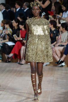 Valentino Fall 2015 Couture Fashion Show - Kai Newman