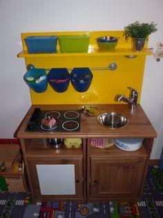 Recycling Kinderkuche Bauanleitung Zum Selber Bauen Bauen Kuche
