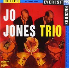 "JO JONES TRIO: "" jo jones trio "" ( fresh sound ) personnel: ray briant (p) , tommy briant (cb), jo jones (dm)  http://www.deezer.com/album/1140119"