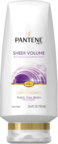 Pantene Pro-V Sheer Volume, Volume Conditioner, 25.40 oz