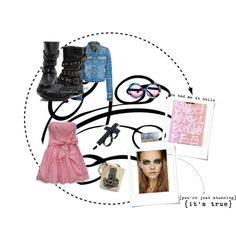 Sweet @ Rebel, created by natipino on Polyvore
