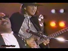 SRV & Stevie Wonder