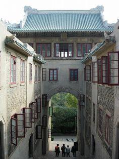 Wuhan University, Wuhan, China, November 2007
