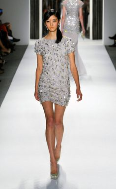 Jenny Packham - Jenny Packham - Nueva York - Mujer - Primavera Verano 2013 - Pasarelas, desfiles, diseñadores, videos, calendarios, fotos y backstage - Tendencias, glamour y celebrities - ELLE.ES
