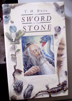 The Sword in the Stone by T. H. White (Hardback,Jacket book 1989)