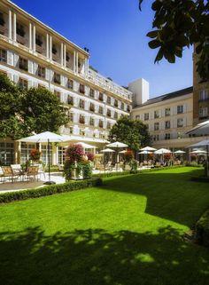 Hotel-Tipp Paris: Gutes Fang-Shui | Harper's BAZAAR