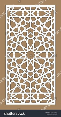 Find Laser Cutting Arabesque Vector Panel Template stock images in HD and millions of other royalty-free stock photos, illustrations and vectors in the Shutterstock collection. Stencil Patterns, Stencil Designs, Pattern Art, Islamic Art Pattern, Arabic Pattern, Cnc Cutting Design, Laser Cutting, Motif Arabesque, Cute Kittens