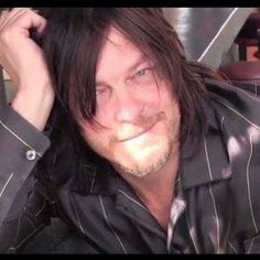 I imagine I get this same look on my face when I see pictures and videos of Norman.....