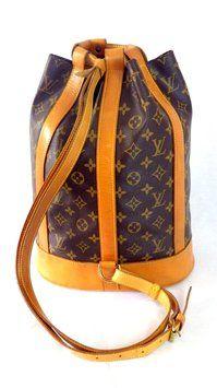 Louis Vuitton Monogram Petit Randonee Backpack $606