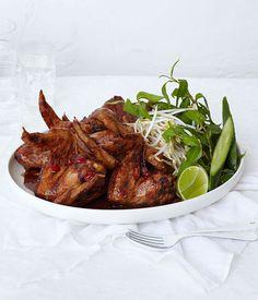 Australian Gourmet Traveller recipe for Vietnamese chicken wings.